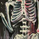 Skeleton by ohmerde on DeviantArt