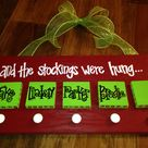 Stocking Hanger