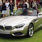 BMW Zagato Roadster lurks on the Concept Lawn of Pebble Beach