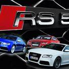 2011 Audi Sports Car RS5