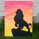 Canvas Silhouette