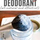 DIY Deodorant (that actually works)