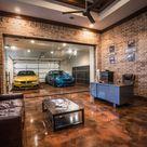 The Super-Luxury Show Garage