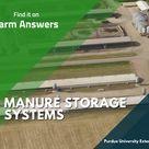 Manure Storage Systems