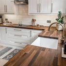 """Modern Farmhouse Home Decor 🇺🇸 auf Instagram: """"😍 Wie verliebt bist du in diese Metzgerblock-A..."""