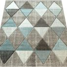 Teppich »Lara 234«, Paco Home, rechteckig, Höhe 18 mm, Wohnzimmer-Teppich in schönen Pastell-Farben, Wohnzimmer online kaufen   OTTO