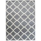 Teppich Manley in Grau