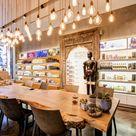 Fresh Lifestyle – Aveda Lifestyle Salon by Reis Design, London – UK