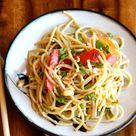 Cold Noodle Salads