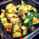 Healthy Zucchini