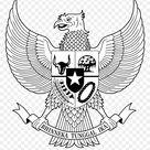 Garuda Pancasila Png, Transparent Png - vhv