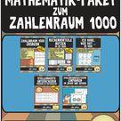 5 Materialien zum ZR 1000 (Bundle, Stellenwerte)