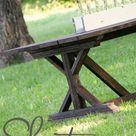 DIY Farmhouse Table for $65
