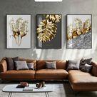 Home Decor Wall Art - Modern Home Decor Abstract Art
