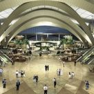 Abu Dhabi International Airport Midfield Terminal Complex Kpf Pemandangan
