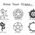 Supernatural Pentagram