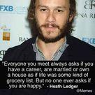 Heath Ledger - Marvel & DC