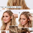 How-To: Waterfall Braid