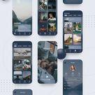 InSleep   Mobile App Concept UI/UX Design