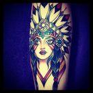 Tattoo Indian