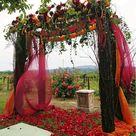 Rustic Wedding Arbors