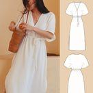 DIY Clara Dress