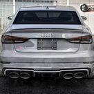 2017 Audi RS3 Sedan Tuning Widebody   tuningblog.eu   magazine