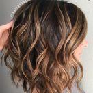 10 Top Shoulder Length Hairstyles - Wavy Hair, Women Medium Haircuts 2021