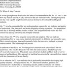 Free Sample Letter of Recommendation For Student Teacher - PDF | 11KB | 1 Page(s)