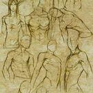 +MALE BODY STUDY I+ by jinx-star on DeviantArt