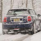 Mini Cooper Hardtop 2-Door snowpocalypse drive review