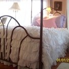 Ruffle Bedspread