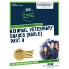 Admission Test: National Veterinary Boards (nbe) (nvb) Part II - Pharmacology, Therapeutics, Parasitology, Hygiene (Paperback)
