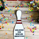 Tipps für einen tollen Bowling Kindergeburtstag - FRECHER FRATZ