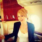 Jennifer Lawrence pixie cut 2013
