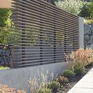 60 atemberaubende Ideen für Gartenzäune - Garten - ZENIDEEN