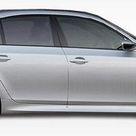 2004 2010 BMW 5 Series E60 Duraflex M5 Look Side Skirts Rocker Panels   2 Piece