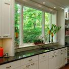 79 Beautiful Kitchen Window Options and Ideas