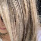 Hair color Highlight Lowlight