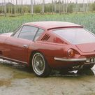 "1966   Aston Martin ""DBS"" design Touring Superleggera."