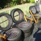 Tyre Garden
