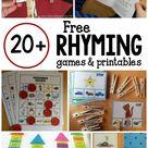 Free Nursery Rhymes