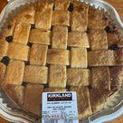 Costco Kirkland Signature Wild Blueberry Lattice Pie Review - Costcuisine