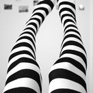 Striped Tights