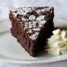 Forever: Schokoladenkuchen des Café P.