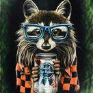 Hipster Art