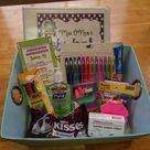 Teacher Gift Baskets