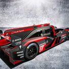Audi 2016 R18 Le Mans prototype   WordlessTech