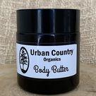 Urban Country Organics Body Butter   4 oz