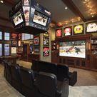Hockey Bedroom